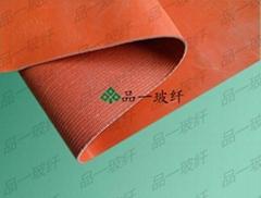 不鏽鋼絲雙面硅膠布