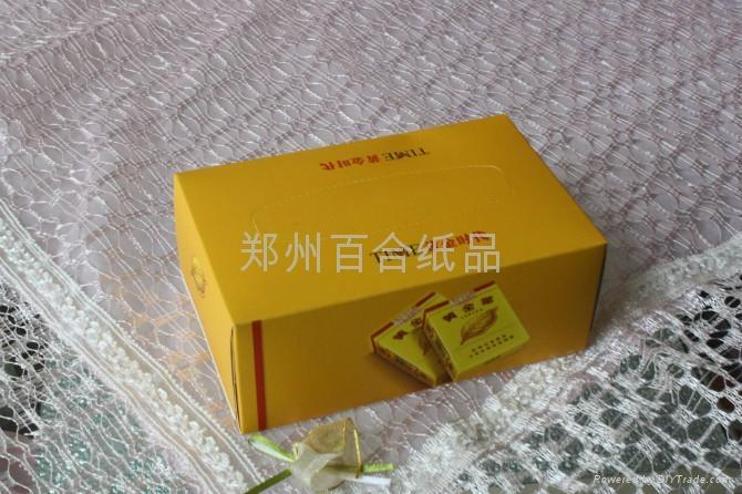 廣告抽紙盒 5