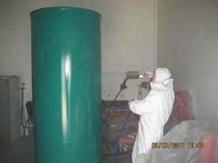 耐磨聚氨酯噴塗彈性體材料
