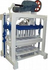 non-fired brick machine  (BT-QT4-40)