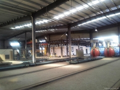 AAC Lightweight block production line (brick machine)