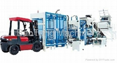 Fully Automatic Brick Making machine or