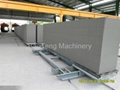 AAC brick machine or aerated concrete block machine (100000 cubic)