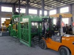Auto block making machine (Block machine)(QT9-15)