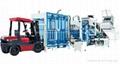 Auto block making machine (Block machine)(QT9-15) 3