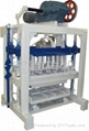 Small-sized baking-free brick machine or block machine(BT-QT4-40)