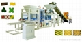 Building materials production line or