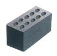 porous brick making machine or brick machine (BT-QT4-15 )