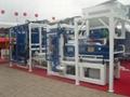 Brick making machine or concrete block machine (brick machine) (BT-QT9-15)