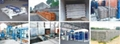 building materials production line or concrete brick making machinery