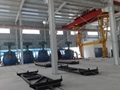 production line aerated brick or aerated concrete block machine