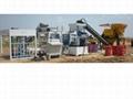 construction machinery or concrete brick making machine (BT-QT4-25)