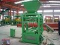 standard brick making machine or non-fired brick machine (BT-QT4-40)