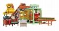 construction machinery or wall brick machine (BT-QT4-15)