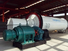 Sand ball mill (wet) of Aerated concrete production equipment