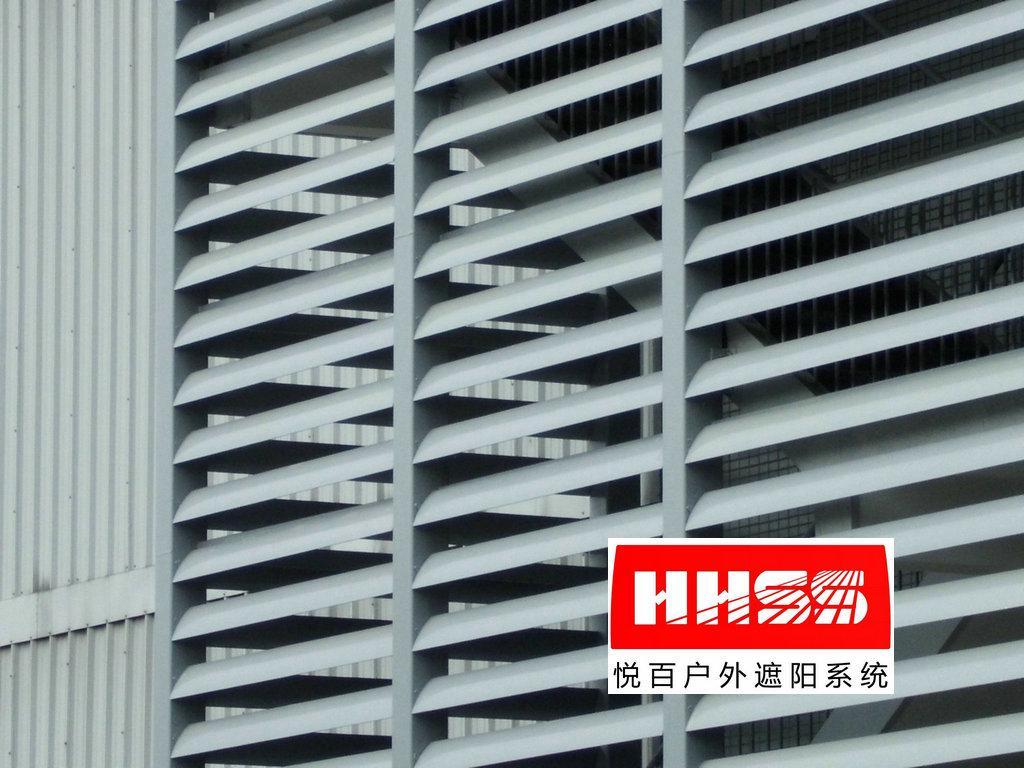 建筑遮阳板 5