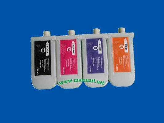 Refillable ink cartridge for Canon IPF8000s IPF9000s 2