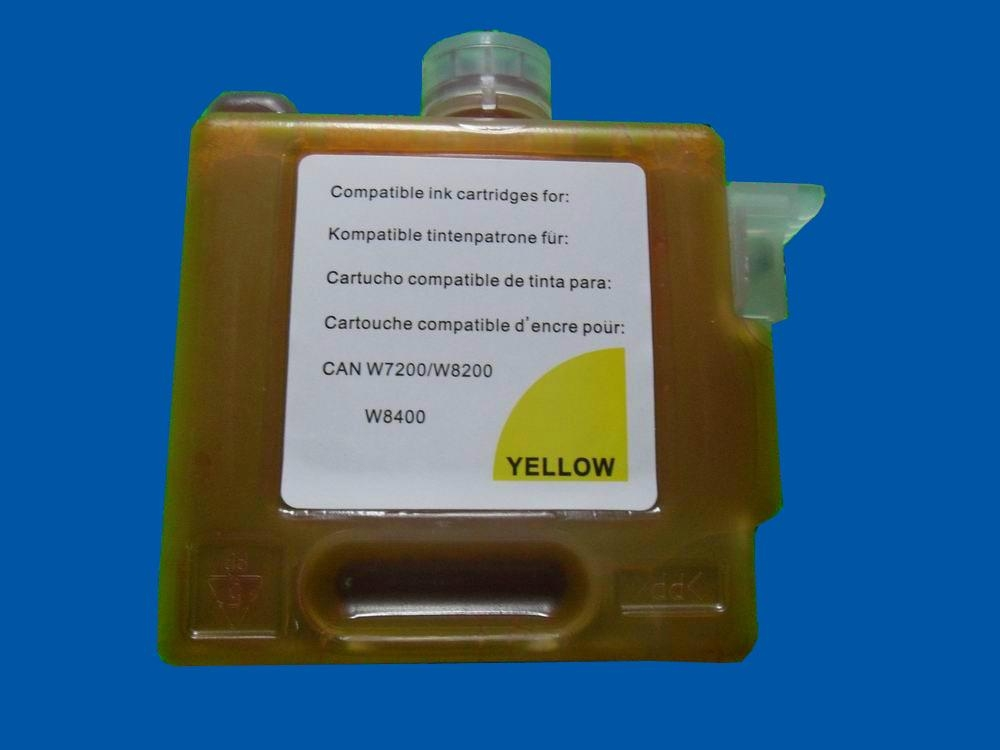 Compatible ink cartridge for Canon W8400 W8200 W7200 4