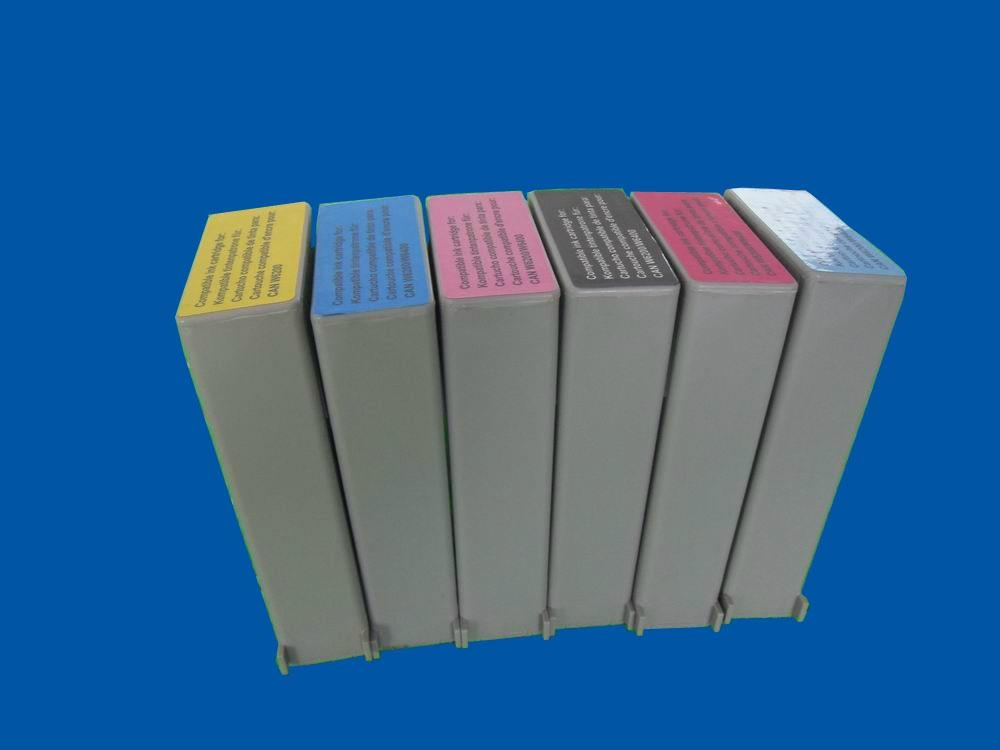 Compatible ink cartridge for Canon W6400 W6200 W7250 1