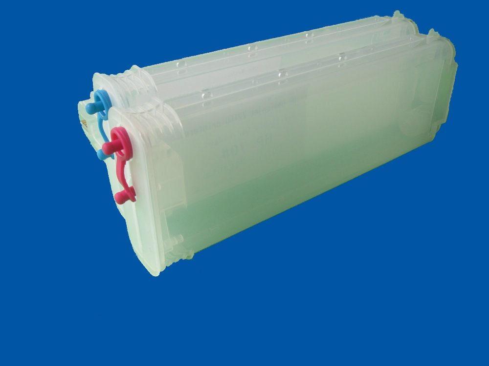 Refillable ink cartridge for HP Designjet Z2100 2