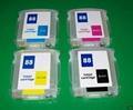 Refillable ink cartridge for HP K5300 K5400 K550