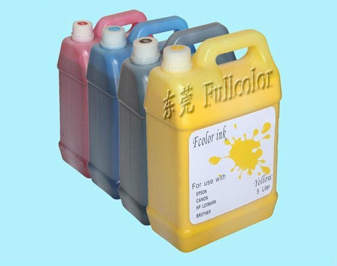 Dye based ink for Canon W6400 W6200 W7250 5
