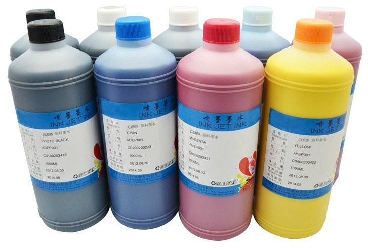 Dye ink for Canon IPF500 IPF510 IPF600 IPF610 IPF700 1