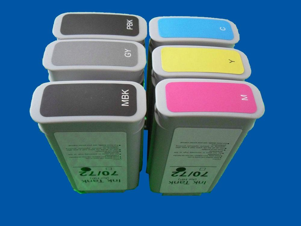 Dye ink for HP Designjet Z3100 5