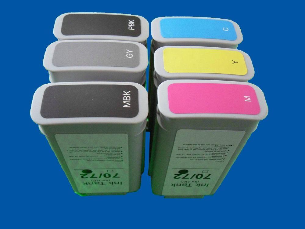 Dye based ink for HP designjet T610 T1200 T770 T2300 2