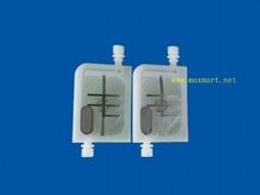 Ink damper for HP Designjet 8000s