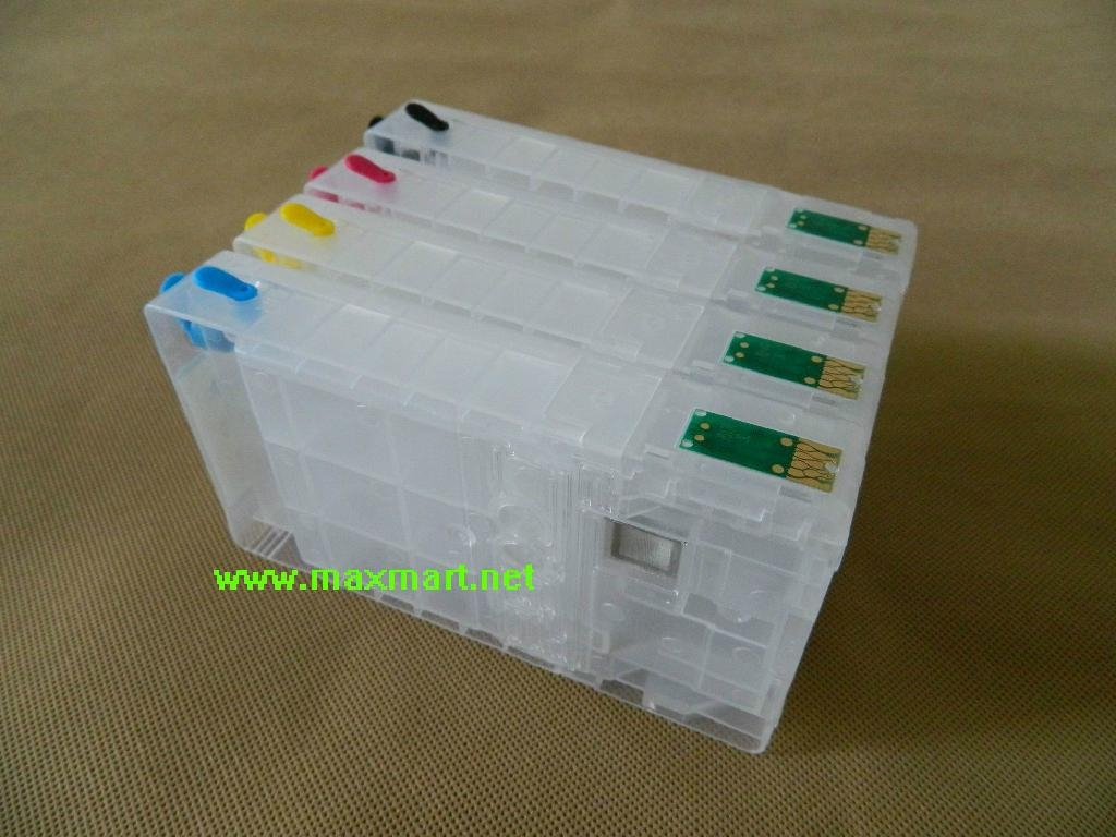 Refill ink cartridge for EPSON WP 4000 WP 4015DN Wf 4025DW WP 4500 WP4515 WP4525 3