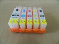 Refillable ink cartridge for Canon PGI-525 CLI-526