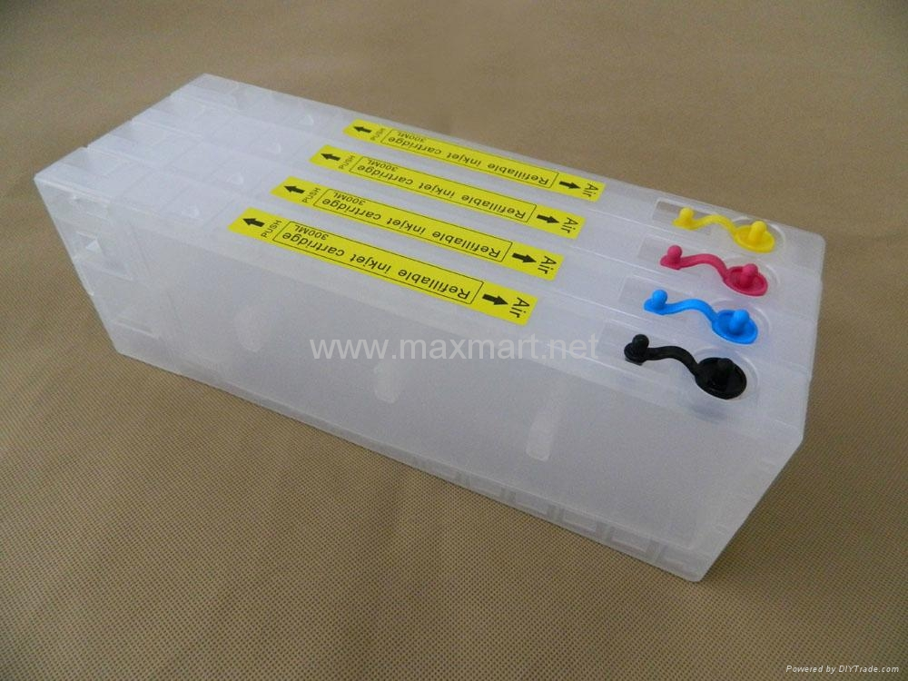 Refillable ink cartridge for Epson Stylus Color 3000 2