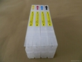 Refillable ink cartridge for Epson Stylus Color 3000 3