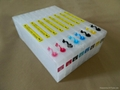Refillable ink cartridge for Epson Stylus Pro 4800 4880 3