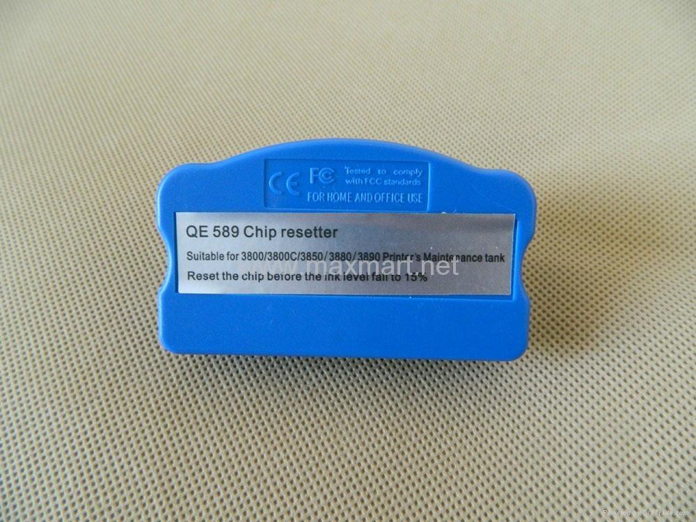 Chip resetter for Epson Stylus Pro 3800 3880 3850 3885 1