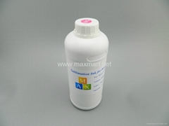 Sublimation ink for use with Epson Stylus Pro 4000 7600 9600