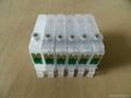 Refillable ink cartridge for Epson Stylus Photo 1400 1430 1500W 4
