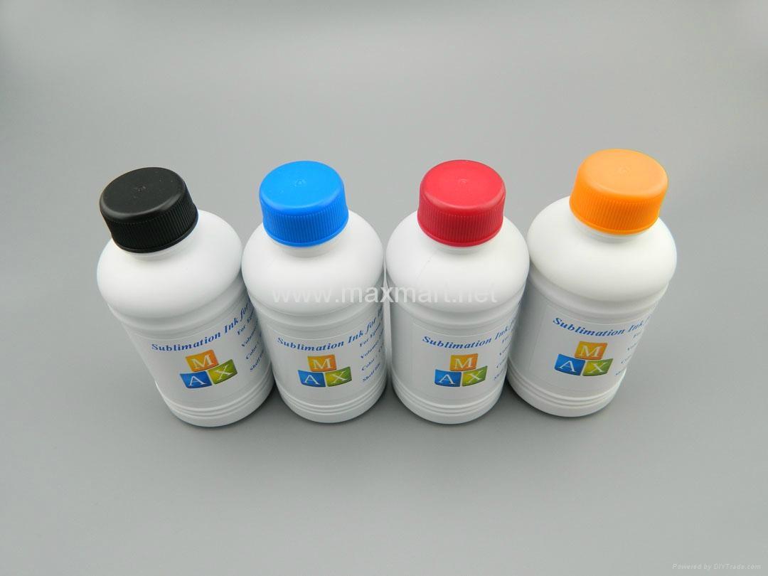 Gel sublimation ink for Ricoh Gel printer GX-E3350N,GX-E5050N,GX-E5500,GX-E5550N