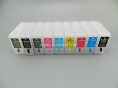 Refillable ink cartridge for Epson Stylus Pro 3800 3880
