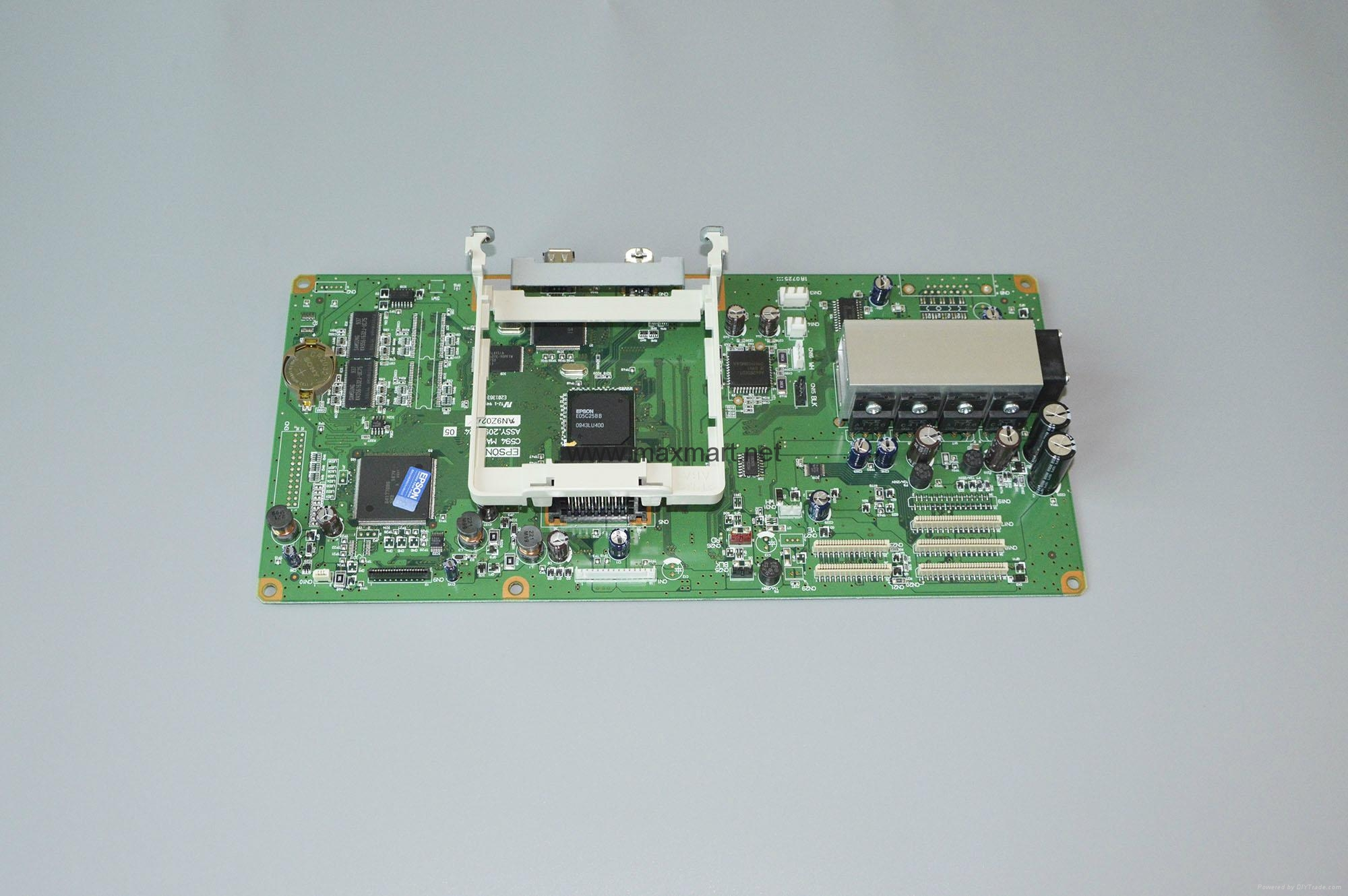 Mainboard for Epson Stylus Pro 7800 9800 7880 9880 1