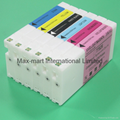 Hot Sale Ink cartridge for Epson SL-D700 Printer cartridge with chip and inks