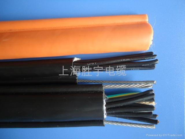 自承式钢索电缆 3