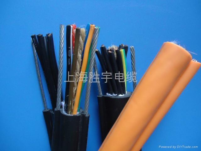 自承式钢索电缆 4