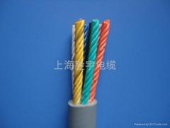 PUR聚氨酯拖链电缆
