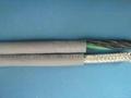 耐弯曲柔性屏蔽抗拉耐磨电缆 2
