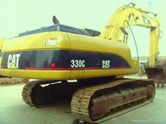 Used Cat Excavator 330C