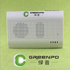 綠普多功能藍牙音箱移動電源