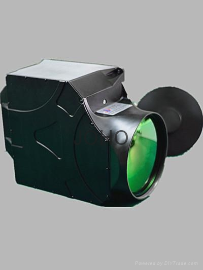 Long Range Surveillance  IR Thermal Camera with 800-80mm continuous zoom lens 2