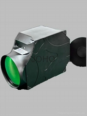 Long Range Surveillance  IR Thermal Camera with 800-80mm continuous zoom lens